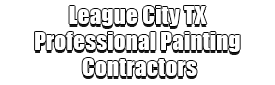 League City TX Professional Painting Contractors Logo-We offer Residential & Commercial Painting, Interior Painting, Exterior Painting, Primer Painting, Industrial Painting, Professional Painters, Institutional Painters, and more.